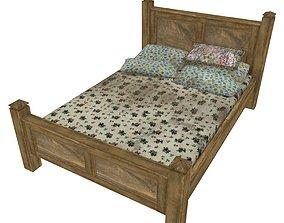 Bedcloth 107 3D model
