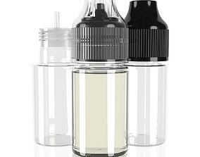bottle 30ml type14 3D model