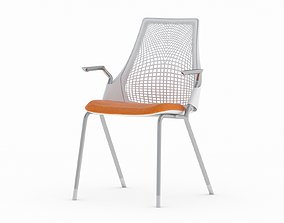 Herman Miller Sayl Side Chair 3D