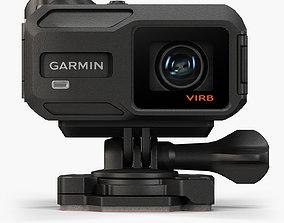 Garmin VIRB X action camera 3D asset