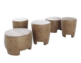 Casa Cook Rhodes Chair 3D