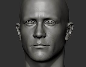 3D printable model Jake Gyllenhaal