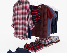 Male wardrobe 2 3D
