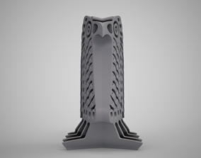 3D print model Abstract Bird Trinket
