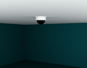 exterior 3D security camera