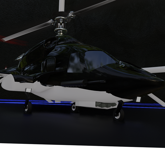 Airwolf Project