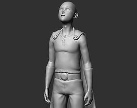3D print model Saitama