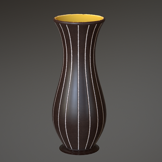 Vase Realistic AR