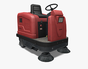 3D model Sweeper