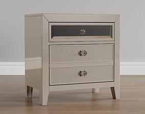 cabinet Nightstand 3D