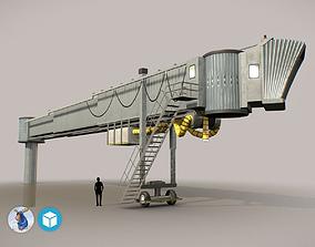 Airbridge LFPG 3D model