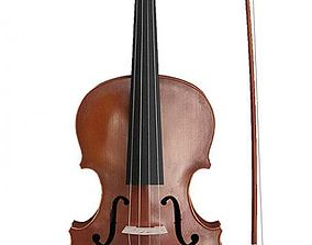 Violin 3D