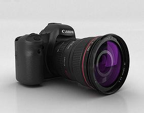 Canon EOS 6D 3D model