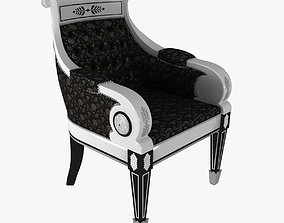 Mariner Balmoral Guest Chair 3D