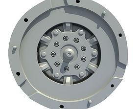3D Engine Flywheel 99