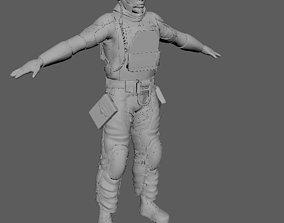 3D print model Army Man