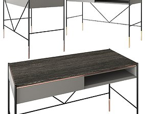 3D ERA Secretary desk by Living Divani