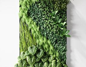 vertical garden 02 3D living