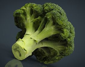 Broccoli 3D model VR / AR ready