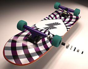 Skate HD 3D model
