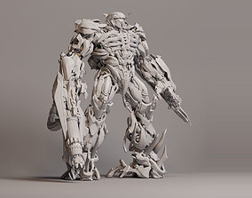 Shockwave Transformers 3 -3D print model