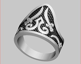 jewel Men - Ring 3D print model