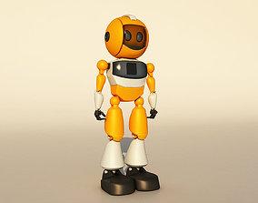 3D model Karmashik Robot