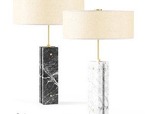 Bon Ton table lamp 3D