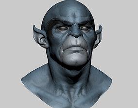 Panthro Head 3D model