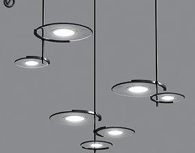 Oled Ceiling Light 3D