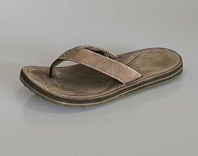 3D Old Teva Sandal