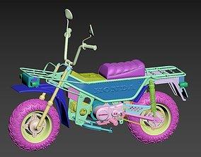 Honda Motra 1982 Minibike 3D printable model