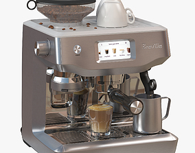 3D model Breville the Oracle Touch