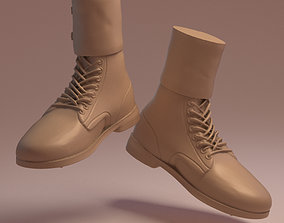 German Army Boots for 3D printing 3D printable