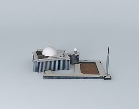 Istiqlal Mosque 3D