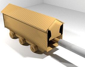 Medieval War Machine - Ram 3D