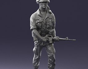 3D Warrior 0303-11