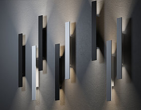 3D wall Wall Lamp Next by Forstlight
