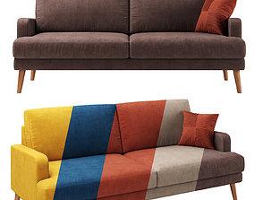 Hevit sofa 3D