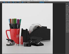 Office Supllies 3D
