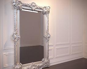 3D model Frame mirror1