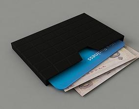 Wallet Slab 3D print model