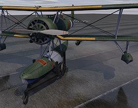 3D Nakajima E8N1 Dave