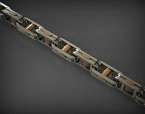 Chain Link 104 3D print model