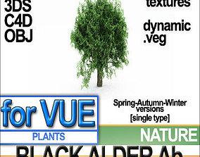 Black Alder Tree Ab Vue Veg Dynamic 3D