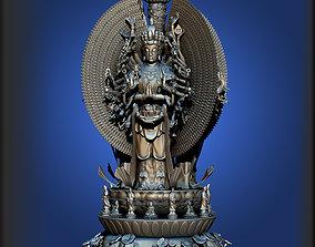 Avalokiteshvara 3D printable model