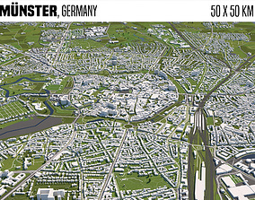 3D Muenster Germany
