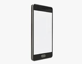 Smartphone mock up 03 3D model