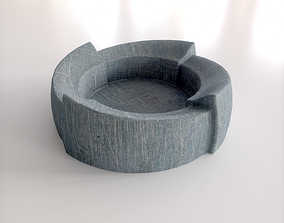 Ashtray 3D print model