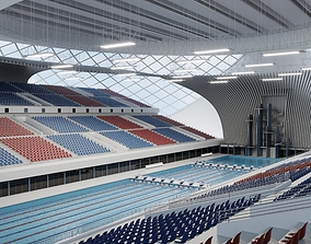 Swim Stadion 3D
